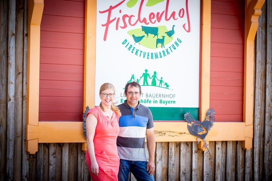 Barbara und Jürgen Fischer