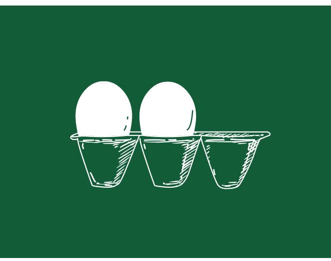 Frische Eier von Fischerhof in Hohenfurch